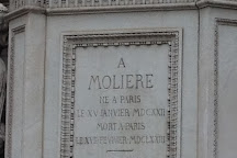Fontaine Molière, Paris, France