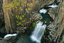 Litlanesfoss, Egilsstadir, Iceland