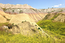 Yellow Mounds Overlook, Badlands National Park, United States