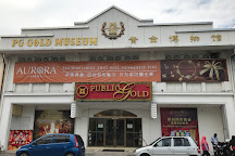 PG Gold Museum, George Town, Malaysia