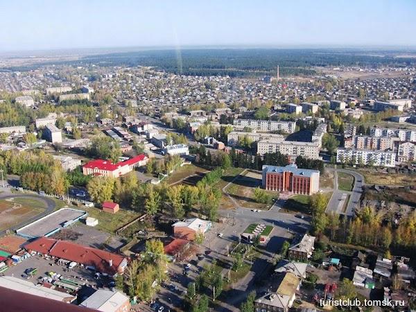 Томская область с колпашево знакомство