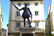 Statue of Don Juan de Austria, Regensburg, Germany