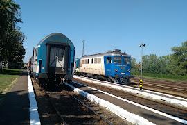 Железнодорожная станция  Biharkeresztes