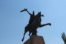 Vardan Mamikonyan Statue, Yerevan, Armenia
