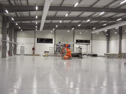 EAS solutions éclairage LED professionnel France