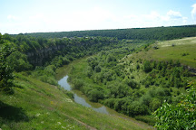 The Smotrych River Canyon, Kamianets-Podilskyi, Ukraine