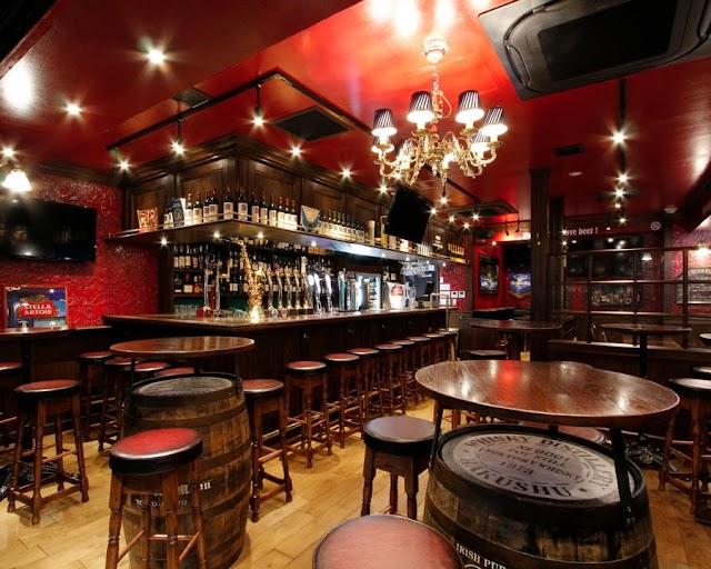 Irish Pub MAN IN THE MOON TOKYO