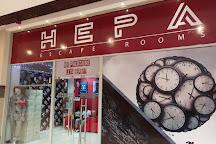 Hepa Escape Rooms, Nairobi, Kenya