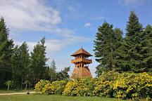 Jeli Arboretum, Kam, Hungary