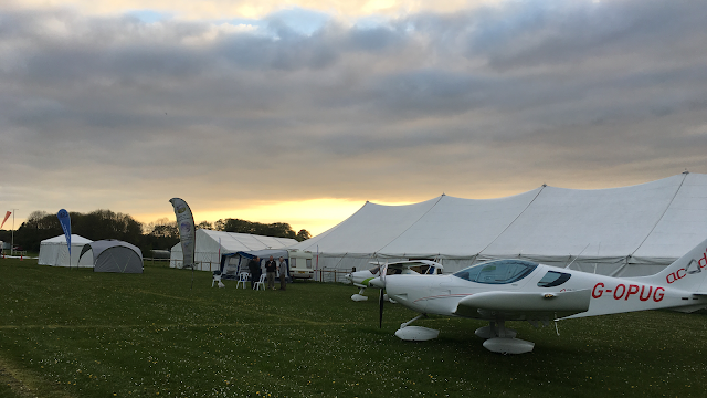Popham Airfield Cafe