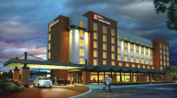 Hilton Garden Inn Durham/University Medical Center Map - Durham ...