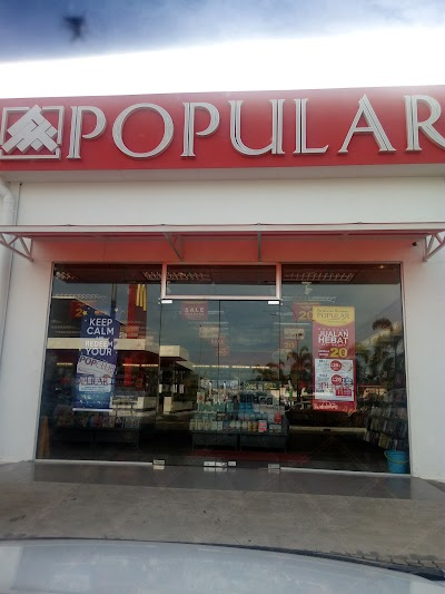 Popular Bookstore 大眾書局 Sabah Malaysia