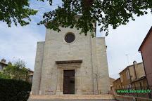 Eglise St Jean Baptiste, Les Arcs sur Argens, France