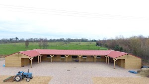 Bespoke Equestrian Buildings & Field Shelters by Finer Stables