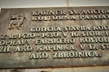 Karner sv. Michala, Trencin, Slovakia