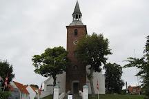 Ebeltoft Kirke, Ebeltoft, Denmark