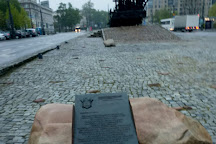 Monument to the Fallen and Murdered in the East, Warsaw, Poland