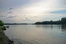 Ob River, Siberian District, Russia