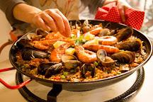 Foodies in the City, Madrid, Spain