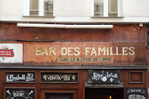 Bar des Familles, Paris, France