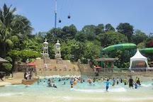 Adventure Cove Waterpark, Sentosa Island, Singapore