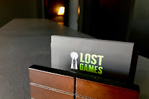 Lost Games Escape Rooms, Las Vegas, United States
