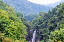Tedori Gorge, Hakusan, Japan