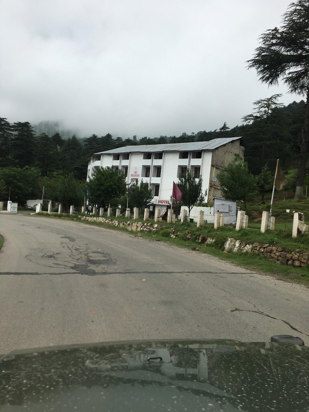 Hotel Jai Skahan Oyo Rooms 004 Padora Enclave Patnitop Around Guides