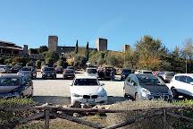 Castello di Monteriggioni, Monteriggioni, Italy