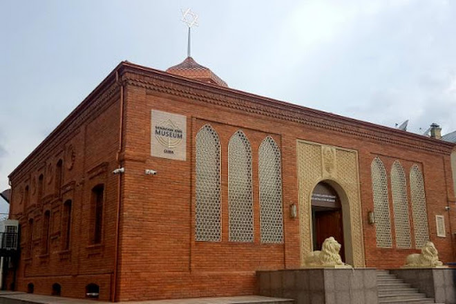 Mountain Jews Museum, Girmizi Gasaba, Azerbaijan
