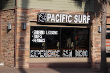 Pacific Surf School, San Diego, United States