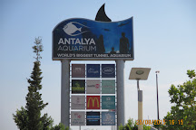 Antalya Aquarium, Antalya, Turkey