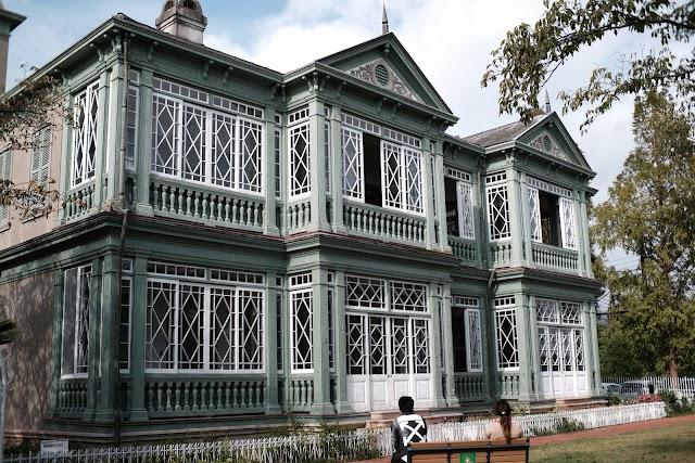 Old Residence of E.H. Hunter