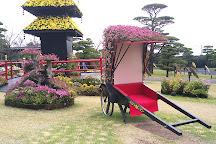 Sengan-en Garden, Kagoshima, Japan