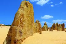 The Pinnacles Desert, Cervantes, Australia