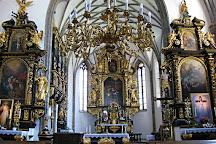 Church of Sts. Peter and Paul, Nove Hrady, Czech Republic