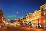 Stella hostel, Невский проспект на фото Санкт-Петербурга