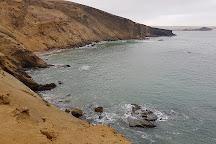 Playa El Raspon, Paracas, Peru