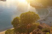 Playa Cala Salada, Sant Antoni de Portmany, Spain