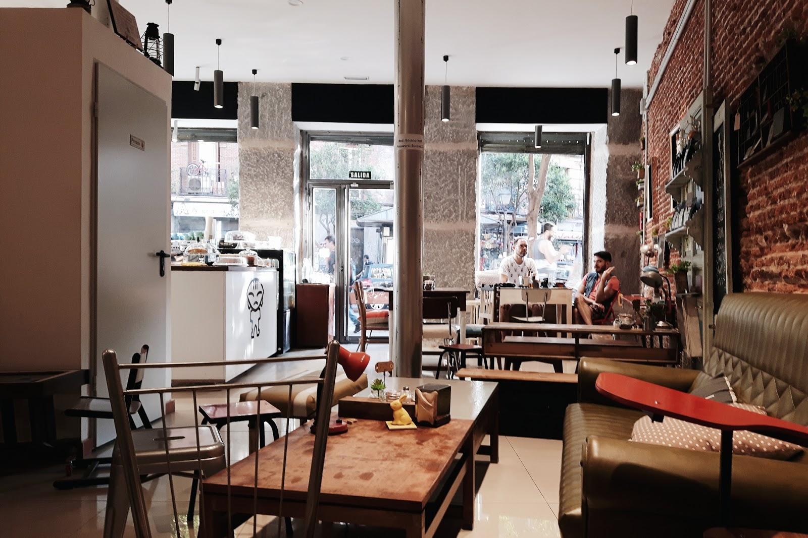 Boconó Specialty Coffee: A Work-Friendly Place in Madrid