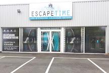 Escape Time Le Mans, Mulsanne, France