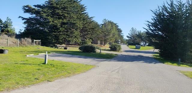 San Simeon Creek Campground