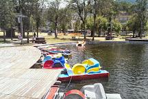 Parque La Alameda, Quito, Ecuador
