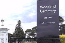 Woodend Cemetery, Woodend, Australia