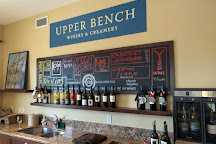 Upper Bench Estate Winery, Penticton, Canada