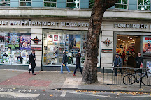 Forbidden Planet, London, United Kingdom