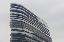 Jockey Club Innovation Tower, Hong Kong, China