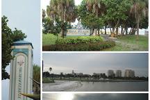 Spa Beach Park, St. Petersburg, United States