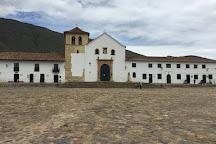 Iglesia de Nuestra Senora del Rosario, Villa de Leyva, Colombia