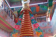 Kalachakra Temple, McLeod Ganj, India